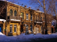 neighbour house: st. Pionerskaya, house 78. Apartment house
