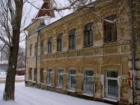 Samara, Pionerskaya st, house 2. Apartment house