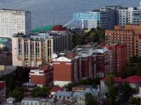 Samara, Pionerskaya st, house 7. office building
