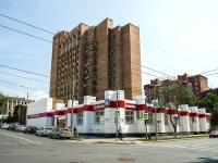Samara, hostel Военно-медицинского института, Pionerskaya st, house 9