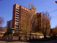 neighbour house: st. Pionerskaya, house 9. hostel Военно-медицинского института