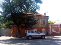 Samara, Pionerskaya st, house 37. Apartment house