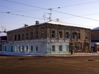neighbour house: st. Pionerskaya, house 41. Apartment house with a store on the ground-floor
