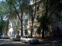 Samara, Repin alley, house 6. office building