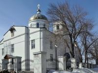 隔壁房屋: st. Stepan Razin, 房屋 78. 寺庙 ХРАМ В ЧЕСТЬ СВЯТОГО ВОЗНЕСЕНИЯ ХРИСТОВА