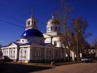 neighbour house: st. Stepan Razin, house 78. temple ХРАМ В ЧЕСТЬ СВЯТОГО ВОЗНЕСЕНИЯ ХРИСТОВА