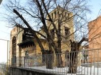 Самара, улица Степана Разина, дом 106. неиспользуемое здание
