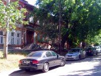 Samara, Stepan Razin st, house 85. Apartment house