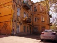Samara, Stepan Razin st, house 88. Apartment house