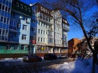 Samara, Stepan Razin st, house 98 с.1. Apartment house