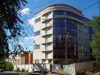 "Samara, building under construction ""Долгострой"", Stepan Razin st, house 110"