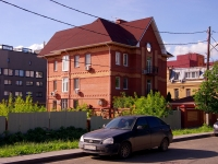 Samara, Stepan Razin st, house 122. Private house