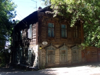 Samara, Stepan Razin st, house 144. Private house