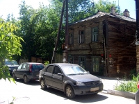 Samara, Stepan Razin st, house 146. Private house