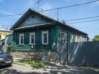 Samara, st Stepan Razin, house 15. Private house
