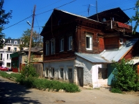 Samara, Stepan Razin st, house 21. Apartment house