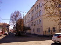 Samara, school №1, Stepan Razin st, house 22А
