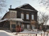Samara, alley Uzenkiy, house 1. Apartment house