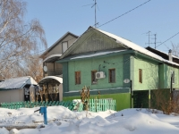 Samara, Uzenkiy alley, house 7. Private house