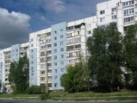 Samara, Amineva st, house 23. Apartment house