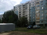 Samara, Amineva st, house 25. Apartment house