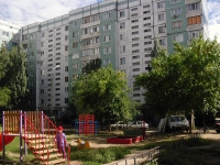Самара, улица Аминева, дом 4. многоквартирный дом