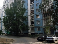 Samara, Amineva st, house 9. Apartment house
