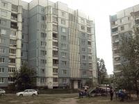 Самара, улица Аминева, дом 19. многоквартирный дом