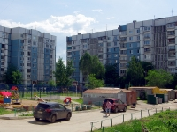Samara, Amineva st, house 21. Apartment house