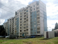 Самара, улица Аминева, дом 27. многоквартирный дом