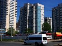 隔壁房屋: st. Amineva, 房屋 33. 公寓楼