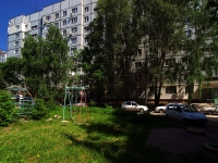 Samara, Bubnov st, house 8. Apartment house