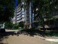 Самара, улица Бубнова, дом 10. многоквартирный дом