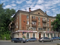 Samara, st Voronezhskaya, house 1. Apartment house