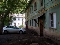 Samara, Voronezhskaya st, house 17. Apartment house