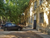 Samara, Voronezhskaya st, house 24. Apartment house