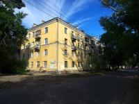 Самара, улица Воронежская, дом 5. жилой дом с магазином