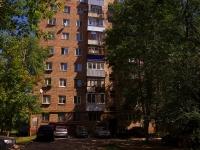 Samara, Voronezhskaya st, house 214. Apartment house with a store on the ground-floor