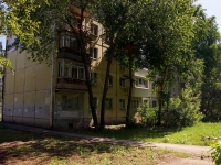 Samara, Voronezhskaya st, house 252. Apartment house