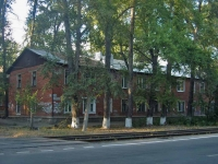Samara, alley Gvardeyskiy, house 1. Apartment house