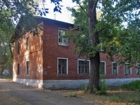Samara, alley Gvardeyskiy, house 5. Apartment house