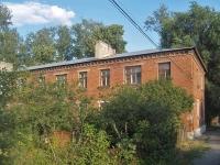 Samara, alley Gvardeyskiy, house 7. Apartment house