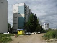 Samara, st Gubanov, house 12. Apartment house