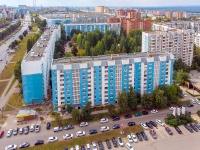 Samara, st Gubanov, house 4. Apartment house