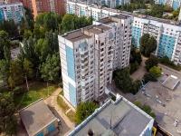 Samara, st Gubanov, house 6. Apartment house