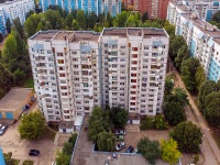 Samara, st Gubanov, house 8. Apartment house