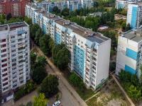 Samara, st Gubanov, house 10. Apartment house