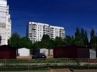 Samara, st Gubanov, house 14. Apartment house