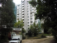 Samara, Gubanov st, house 16. Apartment house