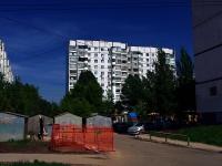 Samara, st Gubanov, house 16. Apartment house